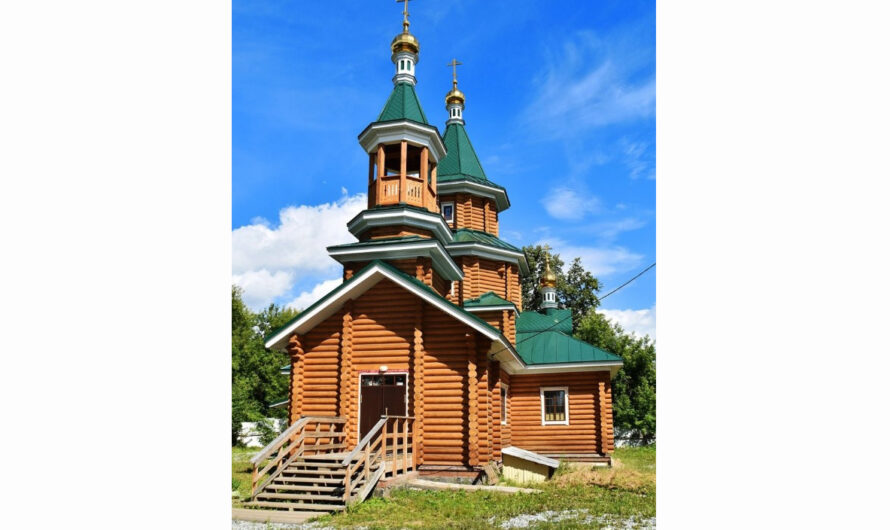 Храм в честь иконы Божией Матери «Отрада или Утешение»