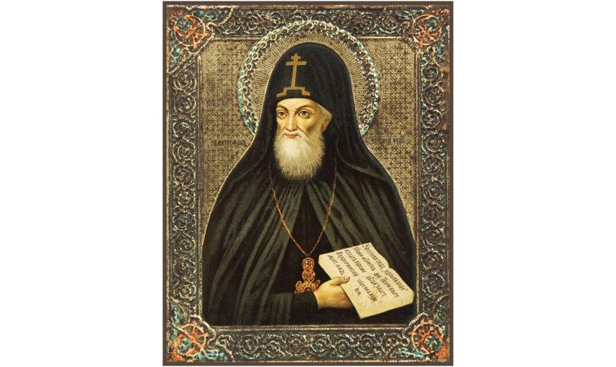 Архиерейское богослужение в день памяти святителя Митрофана, епископа Воронежского