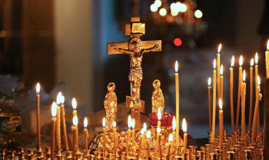Во всех храмах Пермской епархии состоялись панихиды по жертвам трагедии