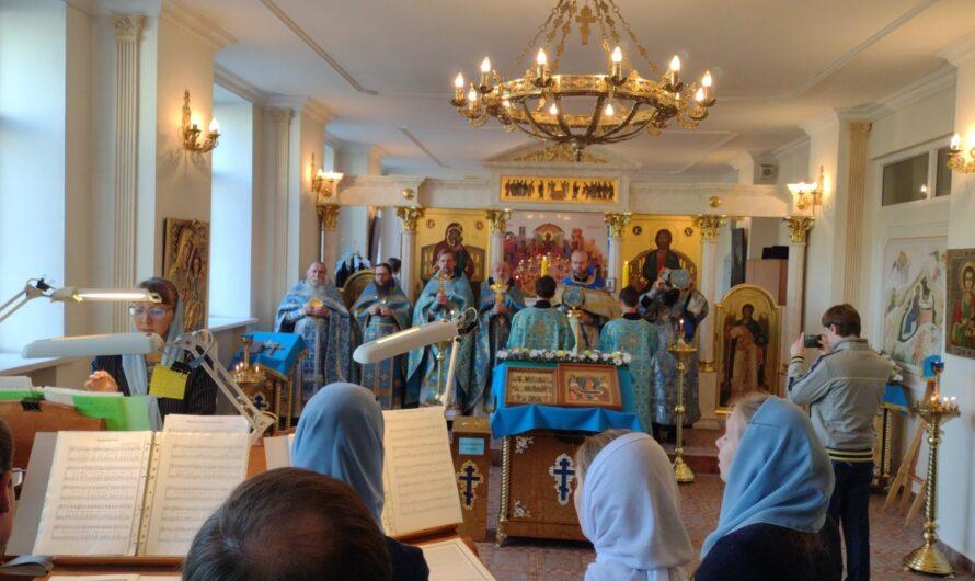 Новый учебный год в Пермской духовной семинарии