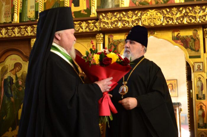 Архимандриту Стефану (Сексяеву) — 85 лет!