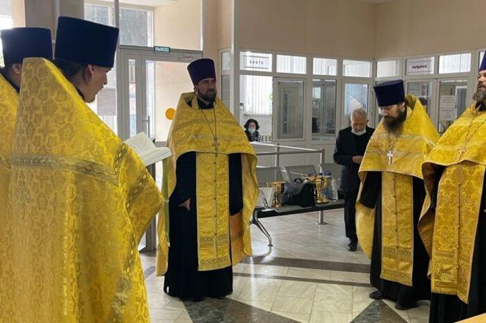 Состоялось освящение корпусов Пермского государственного национального исследовательского университета